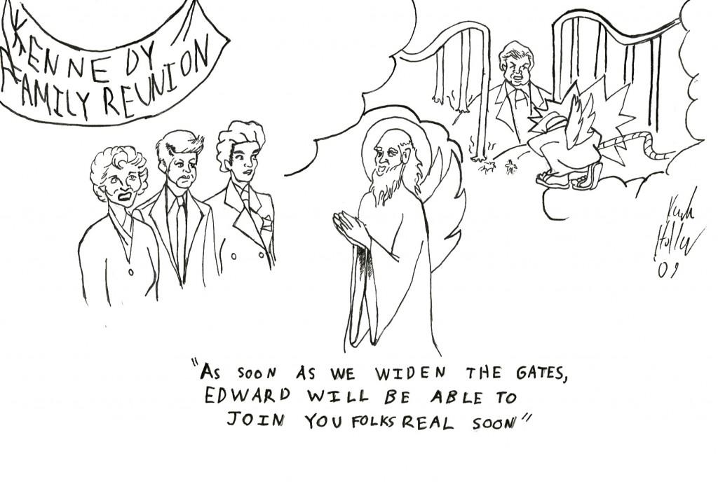 Cartoon By Karla Holland