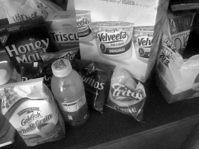 Dorm Food