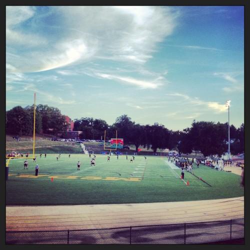 Football Game 9-7-13