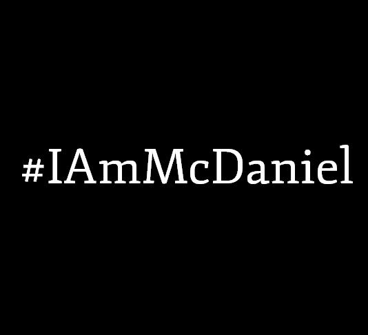 #IAmMcdaniel