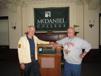 Frank Kidd and John Trainor: Class of '65