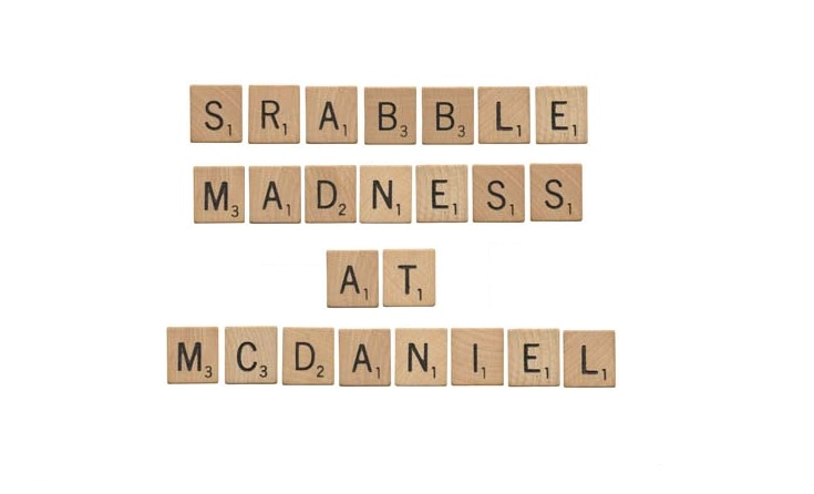 Scrabble Madness McDaniel College