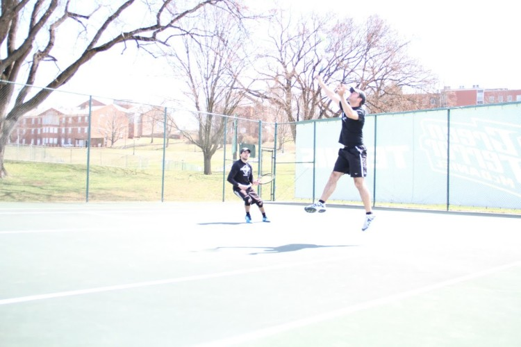 Frankiln and Marshall Tennis