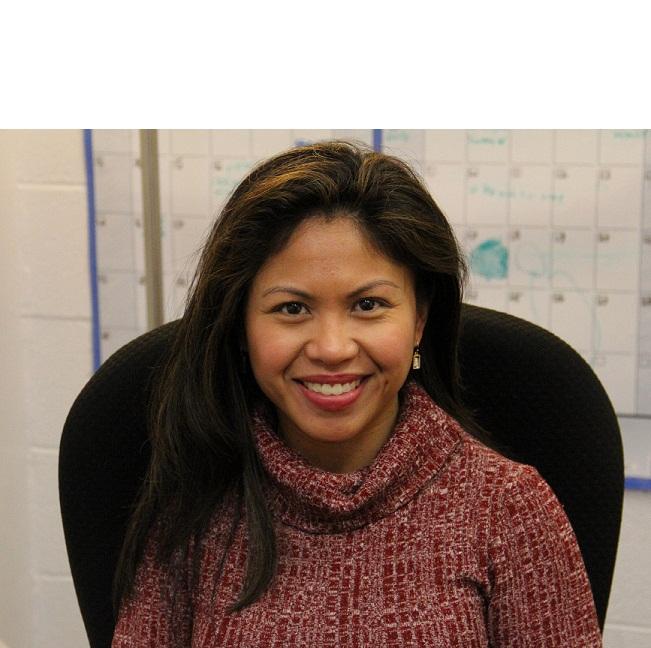 ODMA Director Jennifer Jimenez Marana