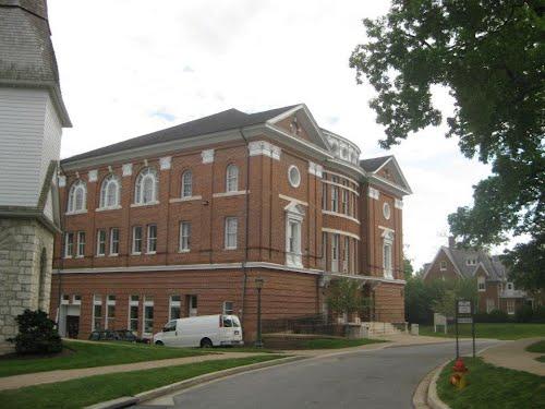 WMC Alumi Hall