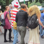 Even Waldo cares for the environment... What a character!