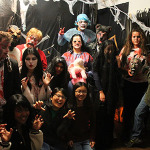 The Asian Community Coalition put together a scary haunted house for McDaniel students on Oct. 31 and Nov. 1.