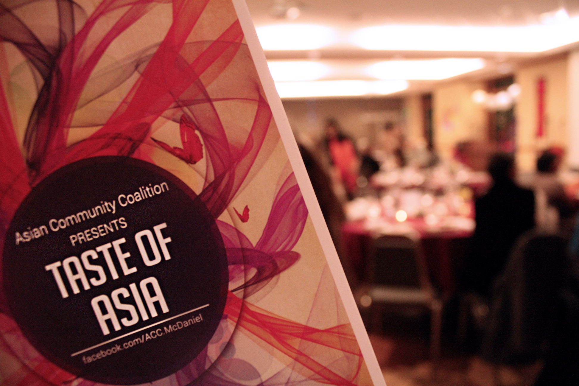 "On Feb. 26, the Asian Community Coalition (ACC) hosted Taste of Asia. The event's theme was ""Global Family"" and represented countries from all around Asia. It included a dinner with traditional food and entertainment."