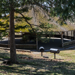 Located between the sports fields and golf course, Harvey Stone Park hosts many departmental and organizational events. However, the pavilion located within the park usually offers a private place to relax out of the sun and enjoy nature.