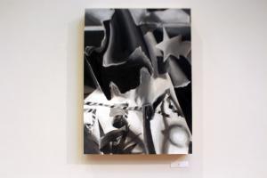 """""""Still Life,"""" Ren Stein. Oil on paper."""