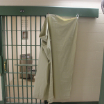 A holding cell