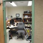 Office of Bob Kimmel, the Center's Chaplain