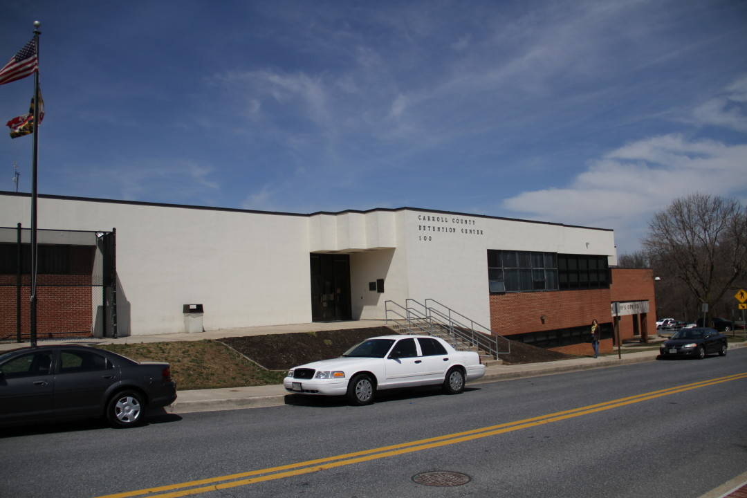 The Carroll County Detention Center