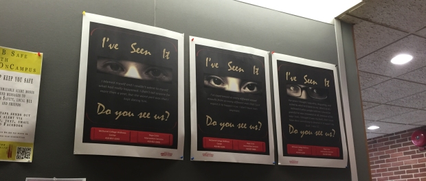 """Leigh Brownell's """"I've Seen It"""" campaign featured in Ensor Fall 2014"""