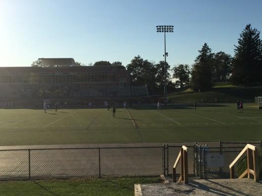 Field hockey took on Gettysburg on Tuesday