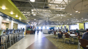 Englar Dining Hall. (Kyle Parks / The McDaniel Free Press).