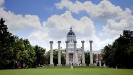 The University of Missouri. (Photo courtesy Pixabay user skeeze).