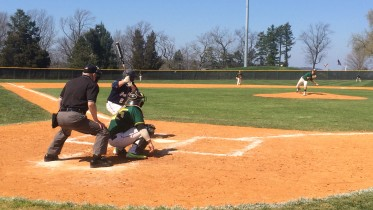 Baseball season at McDaniel is fast approaching. Photo by Atticus Rice.