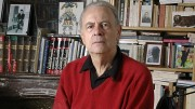 Patrick Modiano. Photo courtesy of The Guardian