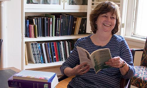 Kathy Mangan. Photo courtesy of McDaniel College.