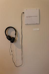 """""""Soundscape I"""" by Nicole Ringel. Photo courtesy of Emma Carter"""
