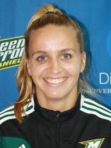 Chloe Allen-Gorman. Photo courtesy McDaniel Athletics website