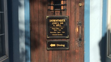 The Downunder Sports Bar and Grille. Photo by Mackenzie Farley.