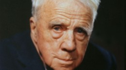 Robert Frost. Image courtesy of biography.com