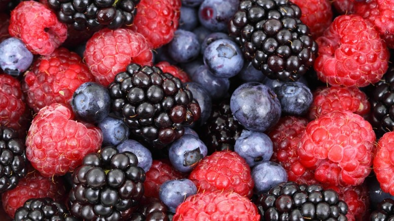 Fruit is one of the healthy eating options found on campus. Image courtesy of Pixabay user PublicDomainPictures.