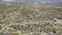 The ancient ruins of Mes Aynak are threatened by a tentative copper mine that will destroy the site. Image courtesy of Saving Mes Aynak.