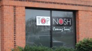 The Top Nosh Café. Photo by Genna Weger.