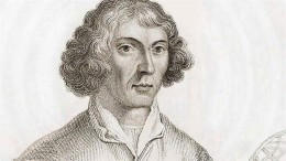 Nicolaus Copernicus. Photo Courtesy of biography.com