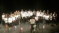 McDaniel's Gospel Choir, directed by Shelley Ensor. Photo by Elijah Jones.
