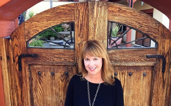 A. K. Smith. Photo courtesy of Goodreads.com