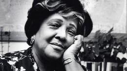 Ethel Payne. Image courtesy of The Washington Post.