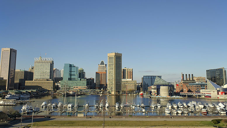 Baltimore is one of the major weekend destinations for students. Photo courtesy of Pixabay user  Bruce Emmerling.