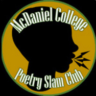 The Poetry Slam Club logo.