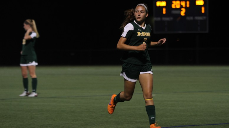Diplomats Hand Women S Soccer First Conference Loss The Mcdaniel Free Press