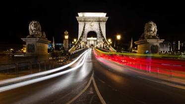 Budapest Chain Bridge. Photo courtesy of Erik Yanisko.