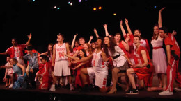 The High School Musical cast. Image via Public Domain.