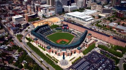 Oriole Park at Camden Yards. Photo courtesy Pixabay user 12019 / 10269 images.