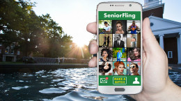 SeniorFling promises to distract students from the fact that the sun is setting on their lives.