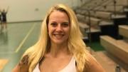 Cheer coach Amanda Thiell. (Photo courtesy of McDaniel Cheer Team).