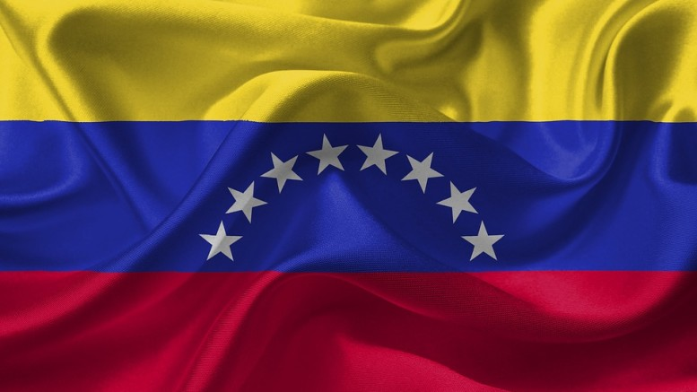 The Venezuelan flag. (Photo courtesy of Pixabay user DavidRockDesign).