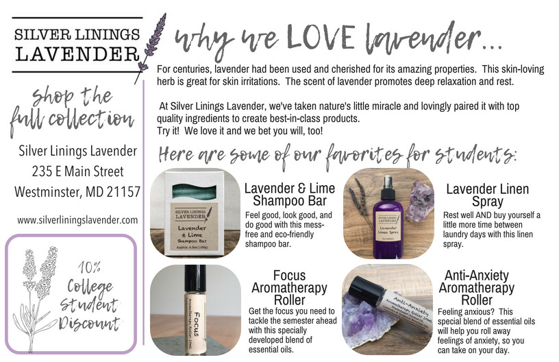 why we LOVE lavender... (2)