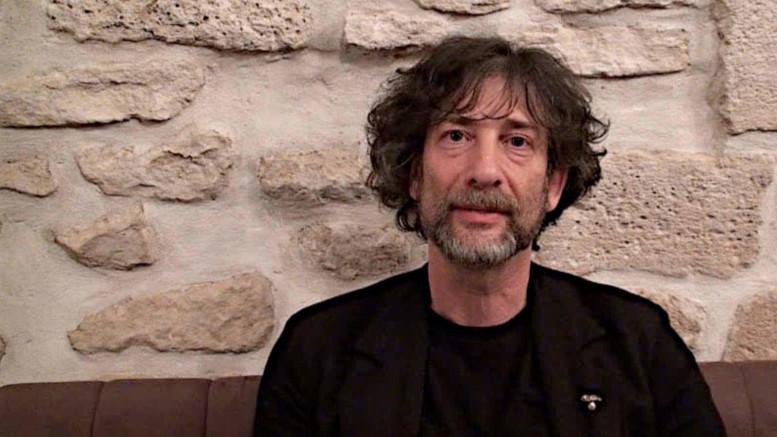 Neil Gaiman. (Photo courtesy of Wikimedia Commons).