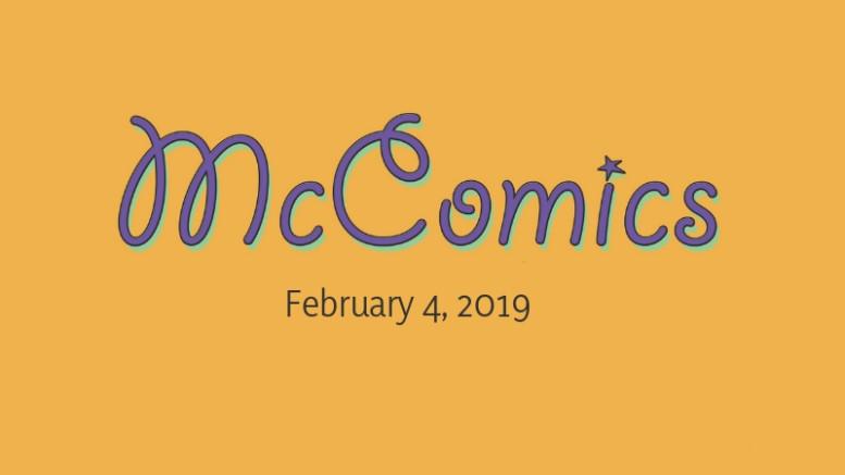 McComics Feb