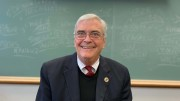 Professor of political science Herb Smith, Ph.D., retires at the end of the spring 2019 semester after nearly five decades of changing lives on the Hill.
