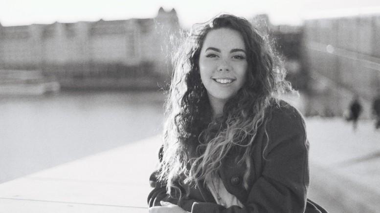 Kelsey Johnson. (Photo courtesy of Kelsey Johnson.)