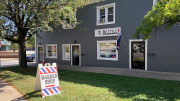 Tu Style Salon and Barbershop is located at 18 John St. in Westminster, Md. (Molly Sherman / McDaniel Free Press).